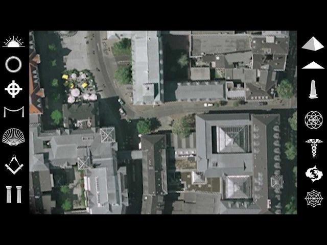 Die Pharaonenshow Neuss - Okkulte Symbole Deutschlands ältester Stadt