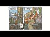 L'italiano con i fumetti di ALMA Edizioni Una storia italiana