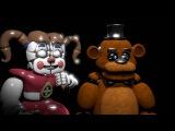 [SFM FNAF] Freddy meets Baby