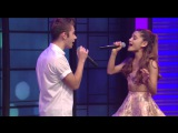 Ariana Grande &amp Nathan Sykes - Almost Is Never Enough (Live With Kelly &amp Michael)