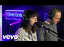 CHVRCHES Cry Me A River Justin Timberlake cover in the Live Lounge