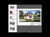 чертежи загородного дома
