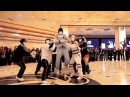 Jabbawockeez Uptown Funk Flashmob at MGM Grand Hotel Casino
