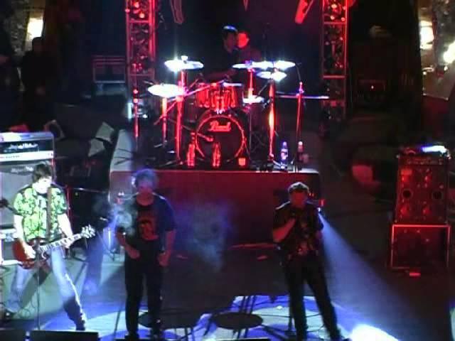 КОРОЛЬ И ШУТ в Луганске (интервью концерт)