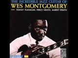 WES MONTGOMERY, D-Natural Blues (Montgomery)