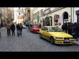 Вулицями Праги - 2016 - Walking in the streets of Prague, Czech Republic