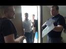 Налёт полиции на краснодарский офис ЭкоВахты майор Кудлай отжигает!