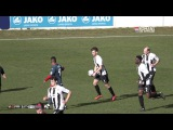Tyler Harvey scores winner from halfway in Somerset Derby - Bath City v Weston Super Mare 28/3/16
