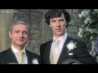 Шерлок/Sherlock (2010 - ...) Промо-ролик (сезон 3, эпизод 2)