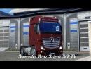 [ETS2 v1.8.2.5s] [MOD] Mercedes Benz Actros MP IV