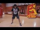 Тренировка скорости выносливости и координации ног Футворк и техника бокса Эльмар Гусейнов