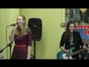 Рита и Женя на концерте День Битлз