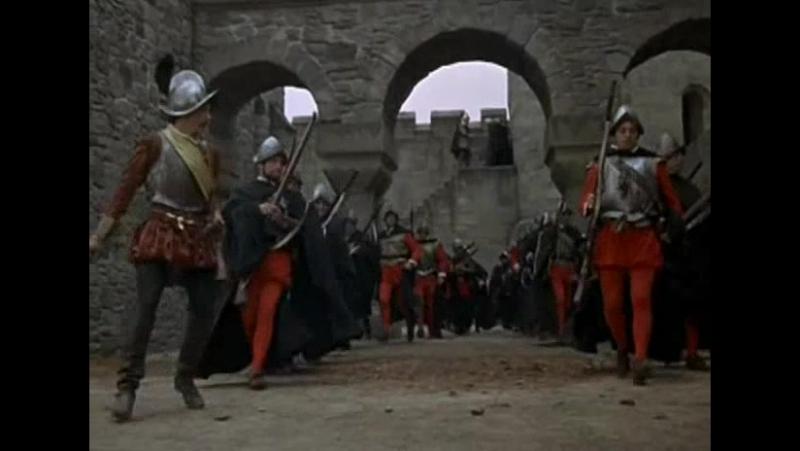 Захват ирландцами английской крепости (Сражающийся принц Донегала)