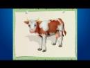 Изучаем животных. Стихи веселые картинки. Метод Монтессори