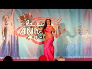 Rozalia Walocha- 2nd place of Master Competition- Aini ya Aini Festival-Spain 20