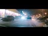 На дорогах Омска была замечена тачка-половинка