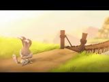 Brid (Мост) -  потрясающий мультфильм со смыслом.