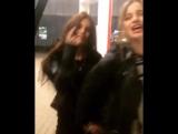 Мот - Капкан в исполнении двух пьяных проституток