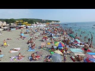 06 августа 2016 ЧЁрное море Дивноморское с права