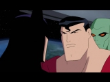 The.Justice.League.Лига Справедливости 2 Сезон 1 Серия Супермен Против Браниака