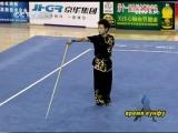 Цао Цзинь неоднократная чемпионка Китая по УШУ 27 лет