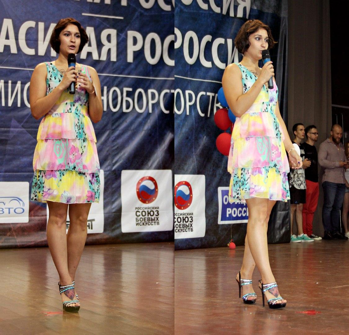 Орловчанка получила титул на конкурсе «Мисс единоборства»