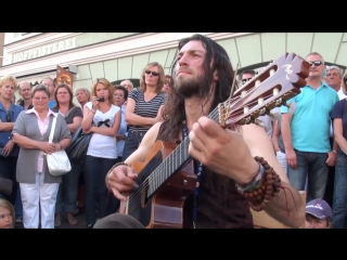 Потрясающий гитарист Эстас Тонне. Музыка, которая вызывает мурашки
