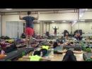 HOT IRON 1,2 обучение фитнес инструкторов с Антоном Медведевым