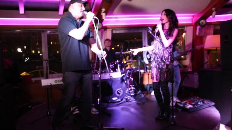 Выступление Гоши Куценко и певицы SALLY в ROSE Bar