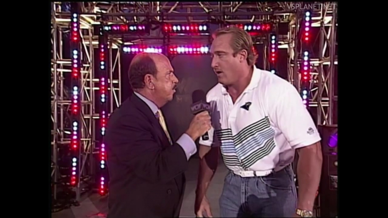 Kevin Greene wants Mongo, WCW Monday Nitro 15.07.1996