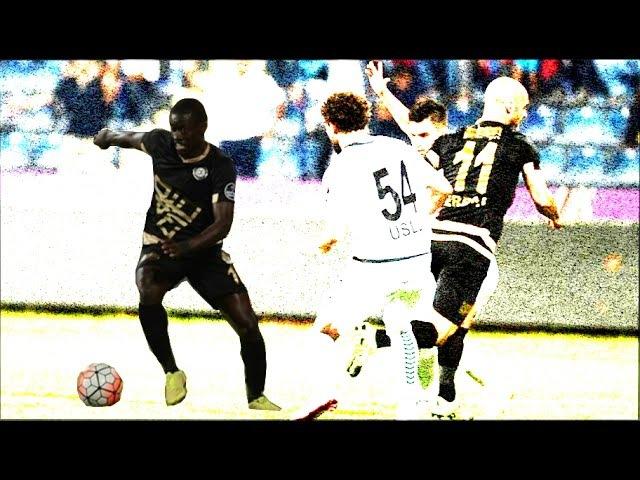 "Papa Alione ""Badou"" Ndiaye - Osmanlıspor 2015/2016 [Goals, Skills, Assists]ScouTR"