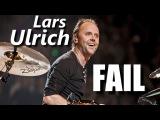 Lars Ulrich FAIL