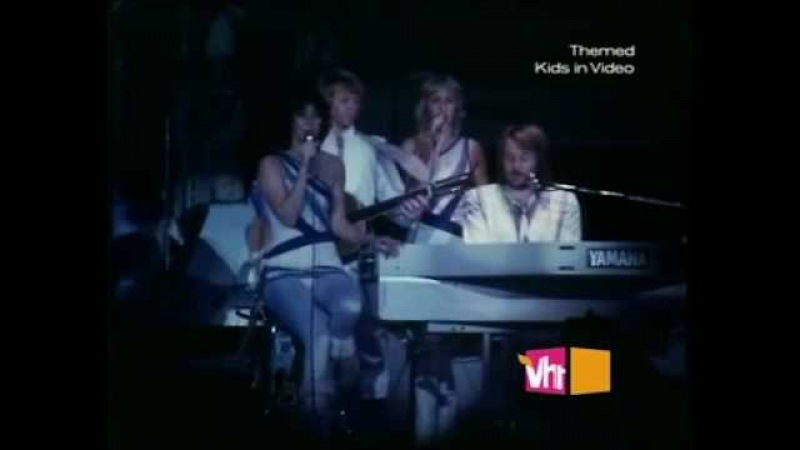 Live at Webley 1979 - ABBA I Have a Dream (Unedited)