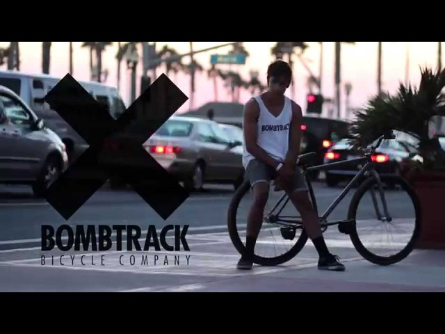 Johnathan Ball | Bombtrack Welcome