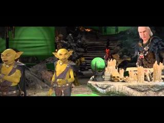 The Dark Sorcerer Reveal Trailer - E3 2013 Sony Conference [RUS] [Reagent Media]