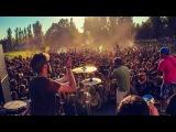 Rasta-Beat Band ReggaeOn - запись песни Растаман и матрос