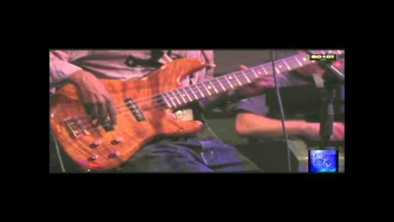 G.B.T.V. CultureShare ARCHIVES 2010 CASEY BENJAMIN with VICTOR BAILEY BAND Low blow (HD)