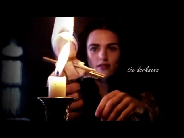 Merlin/Morgana |she's not a witch, she's my friend|