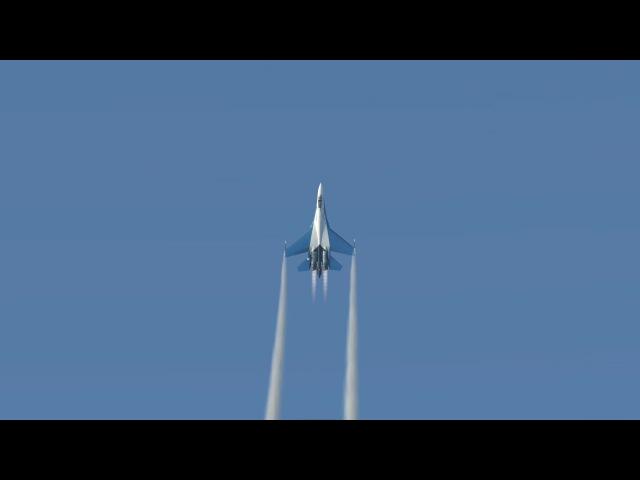 Простой и сложный пилотаж в зоне / DCS:W 1.5