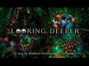 White Rabbit (Remix) - trippy video of fractal deepdream hallucinations
