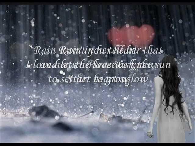 *** Rhythm of the Rain Lyrics The Cascades