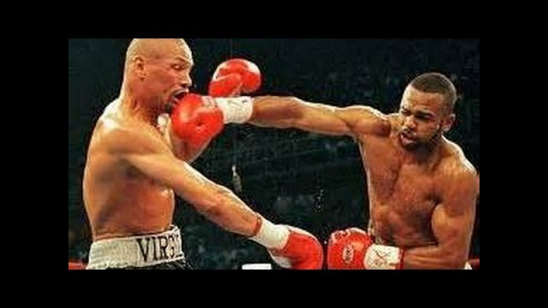 Roy Jones Jr vs Virgil Hill (НТВ Спорт) [25.04.1998]