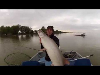 Конкретная рыбалка на щук монстров