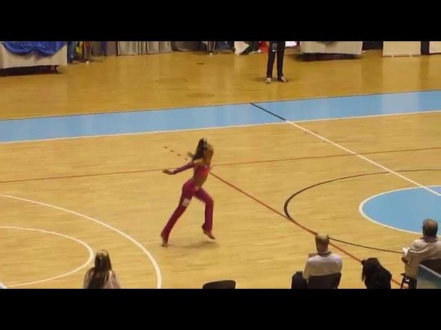 Pernille Brenni Brovold, Disco Freestyle - Disco WC 2014