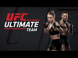 Пак за 60 уровень команды и немного боев Рокки EA Sports UFC 2