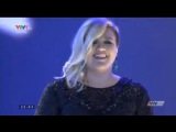 Келли Кларксон Kelly Clarkson - Stronger (Live at Miss Vietnam Finale ) HD 720 07 12 2014