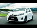 GRMN Toyota Vitz Turbo NCP131 '2013