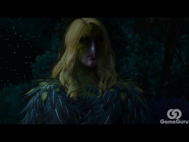 The Witcher 3 - Кровь и Вино. Тайна Вивиенны - 2 19 - Gameplay - Walkthrough - PC aad
