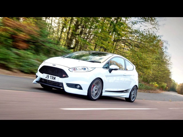 Ford Fiesta ST Mountune MR230 UK spec '2016