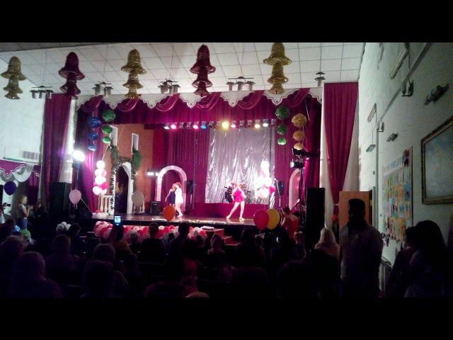Студия танца Dance city. Авторское трио добра,зла и любви в исполнении Александры Беликовой,Алены Погорельцевой и Елены Царь